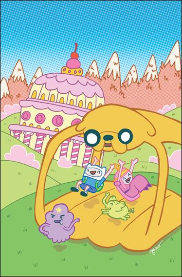 Adventure Time 15-E by Kaboom!