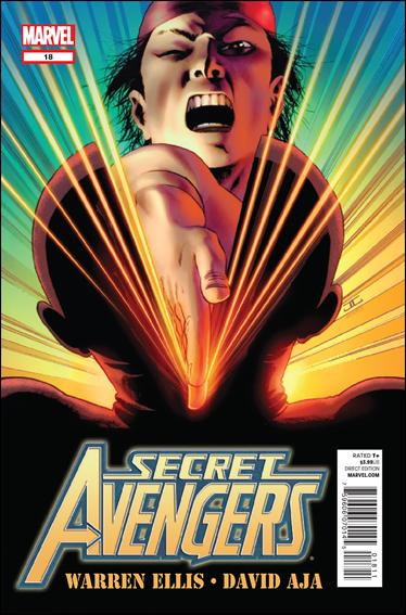 Secret Avengers (2010) 18-A by Marvel