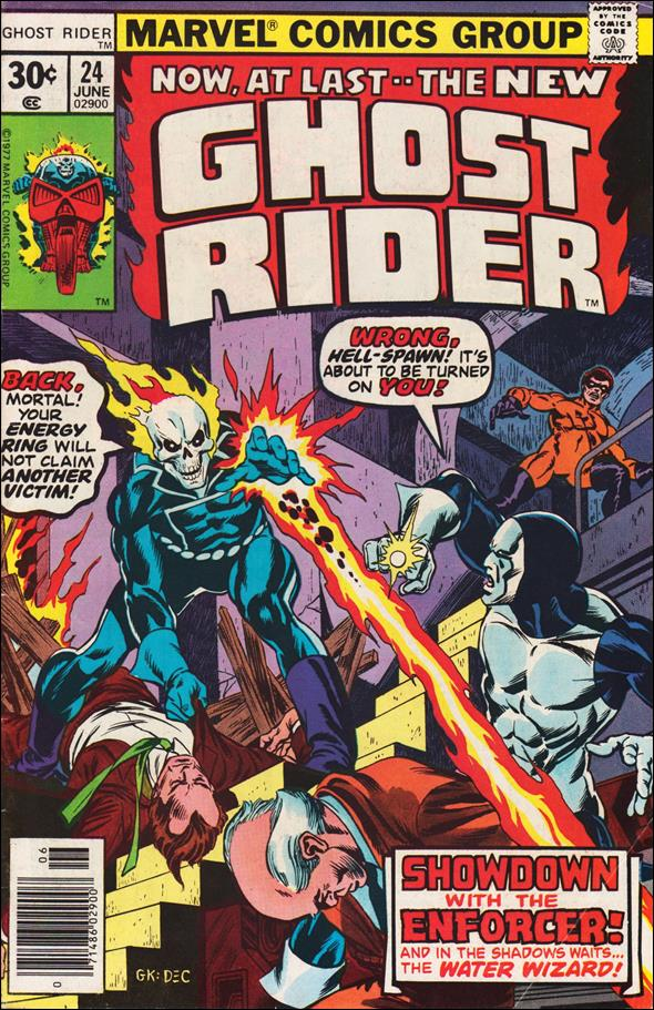 Ghost Rider (1973) 24-A by Marvel