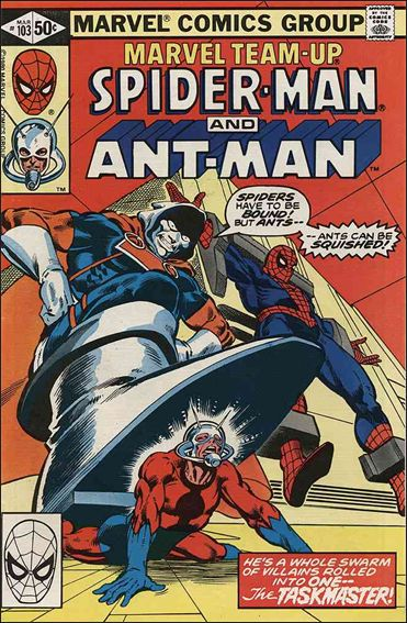 Marvel Team-Up (1972) 103-A by Marvel