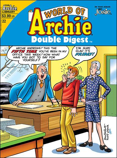 World of Archie Double Digest 22-A by Archie