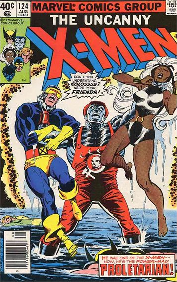 X-Men (1963) 124-A by Marvel