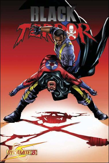 Black Terror (2008) 8-A by Dynamite Entertainment