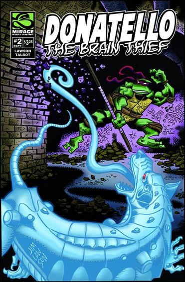 Donatello: The Brain Thief 2-A by Mirage