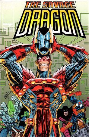 Savage Dragon (1993) 26-A