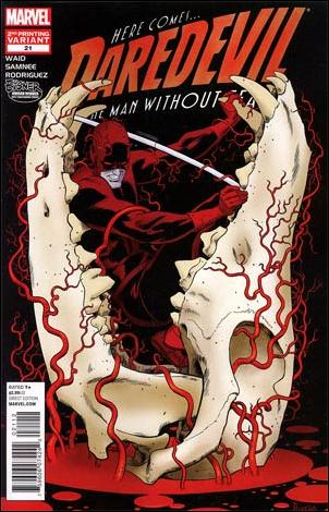 Daredevil (2011) 21-C by Marvel