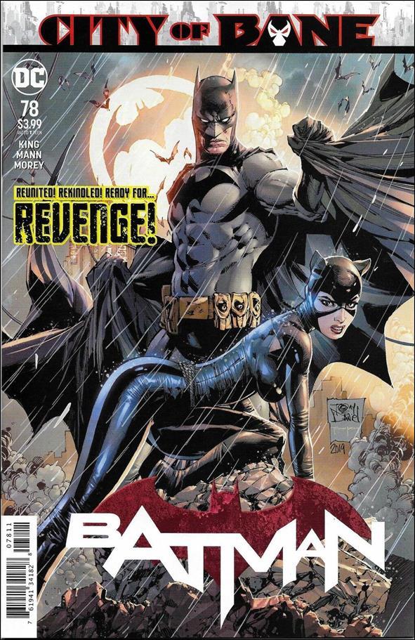 Batman (2016) 78-A by DC