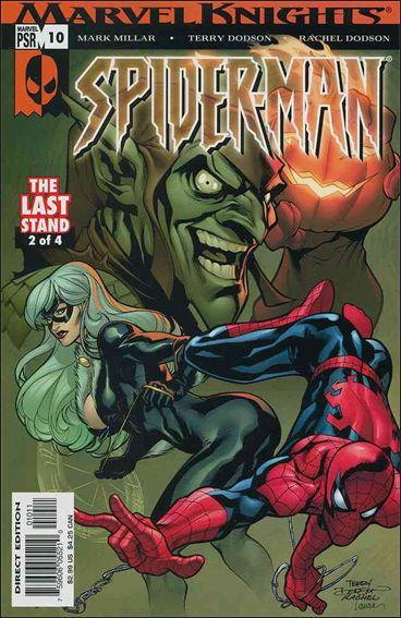 Marvel Knights Spider-Man (2004)  10-A by Marvel