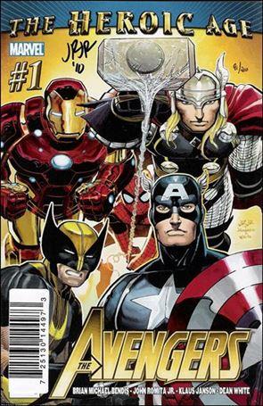 Avengers (2010) 1-L