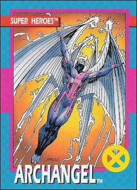 X-Men: Series 1 (Base Set) 20-A by Impel