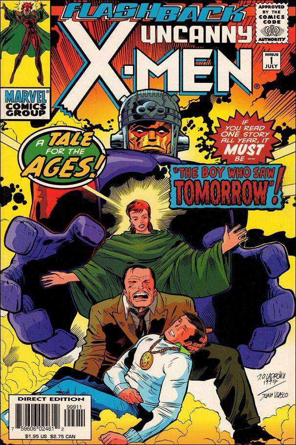 Uncanny X-Men (1981) -1-A by Marvel