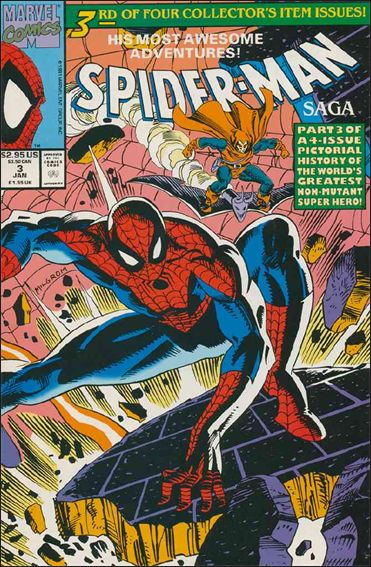 Spider-Man Saga (1991) 3-A by Marvel