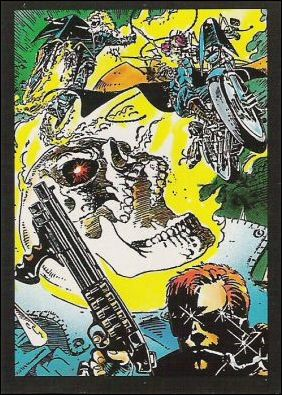Ghost Rider II (Base Set)  64-A by Comic Images