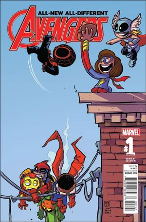 All-New, All-Different Avengers Annual 1-D