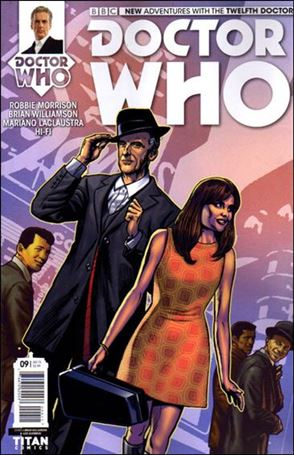 Doctor Who: The Twelfth Doctor 9-A
