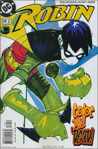Robin (1993) 134-A by DC