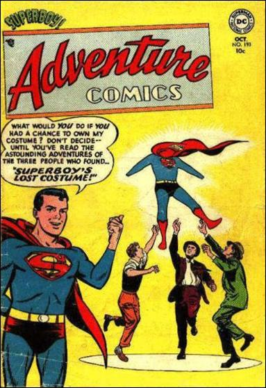 Adventure Comics (1938) 193-A by DC