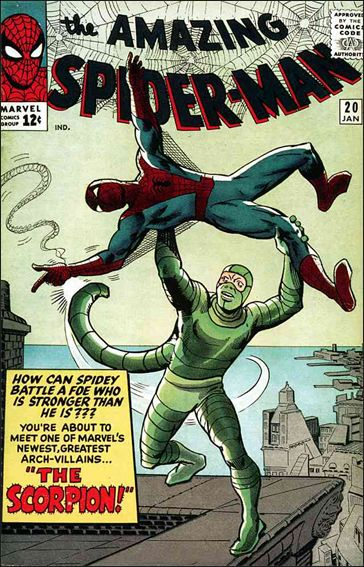 Amazing Spider-Man (1963) 20-A by Marvel