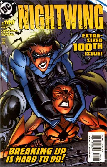 Nightwing (1996) 100-A by DC