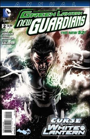 Green Lantern: New Guardians Annual 2-A