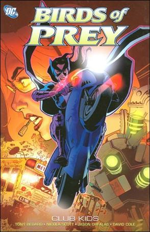 Birds of Prey 11-A