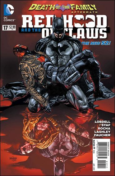 Red Hood and the Outlaws  17-A by DC