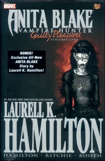 Anita Blake: Vampire Hunter - Guilty Pleasures 1-A by Marvel