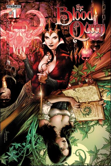 Blood Queen 1-A by Dynamite Entertainment