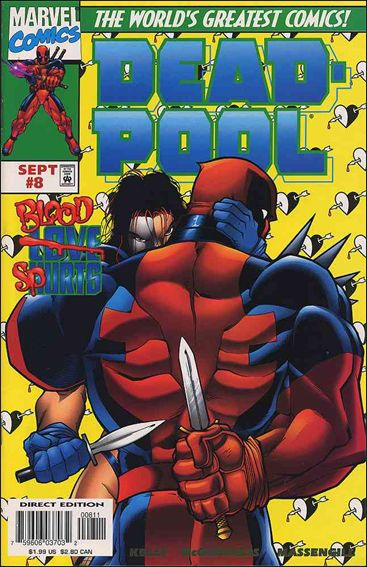 Deadpool (1997) 8-A by Marvel