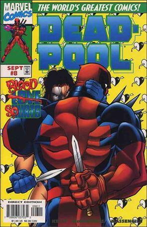 Deadpool (1997) 8-A