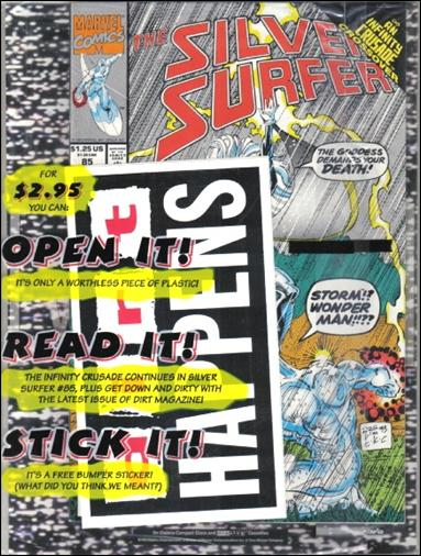 Silver Surfer (1987) 85-B by Marvel