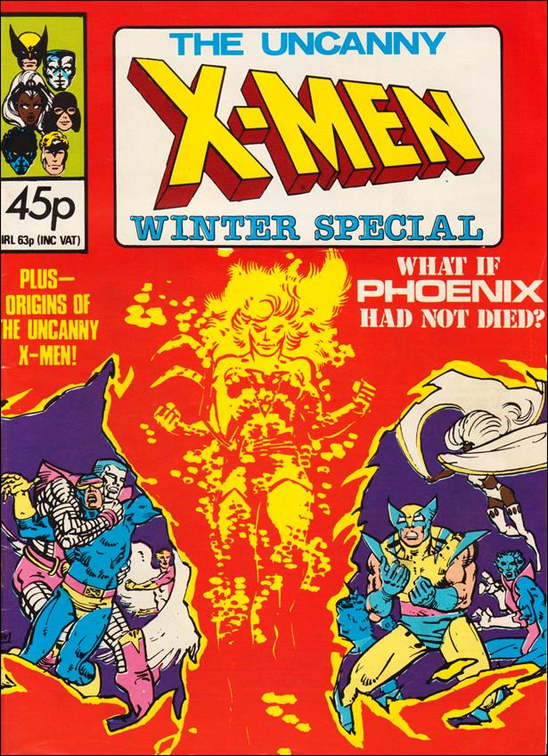 Uncanny X-Men Winter Special (UK) nn-A by Marvel UK