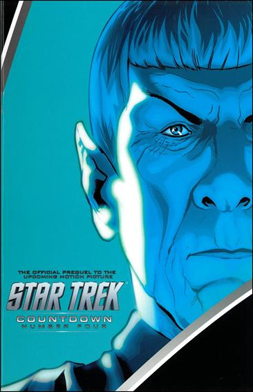 Star Trek: Countdown 4-A by IDW