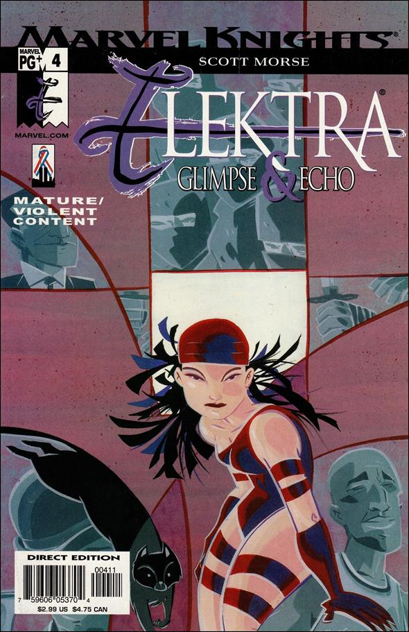Elektra: Glimpse & Echo 4-A by Marvel