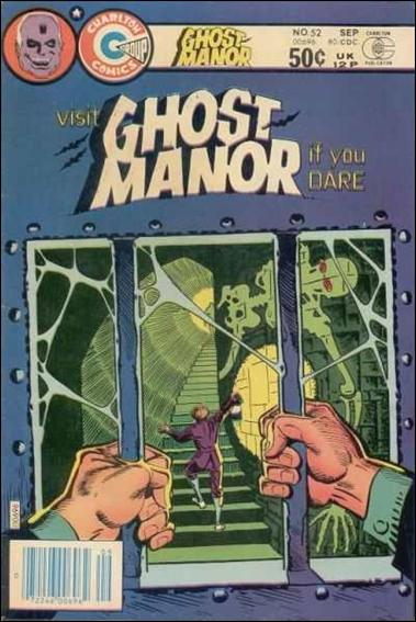 Ghost Manor (1971) 52-A by Charlton