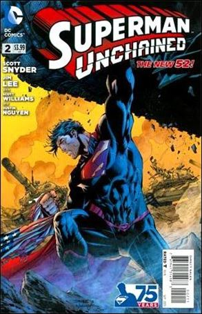 Superman Unchained 2-A