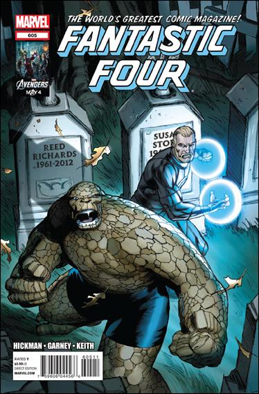 Fantastic Four (1961) 605-A by Marvel