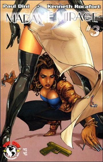 Madame Mirage 3-A by Top Cow