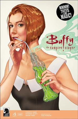Buffy the Vampire Slayer Season 11 5-A
