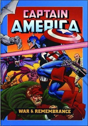 Captain America: War & Remembrance nn-A by Marvel