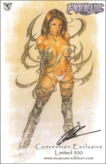 Witchblade 62-C by Top Cow