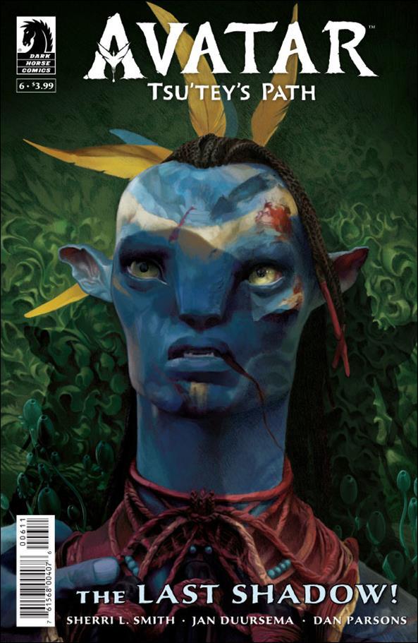 Avatar: Tsu'tey's Path 6-A by Dark Horse