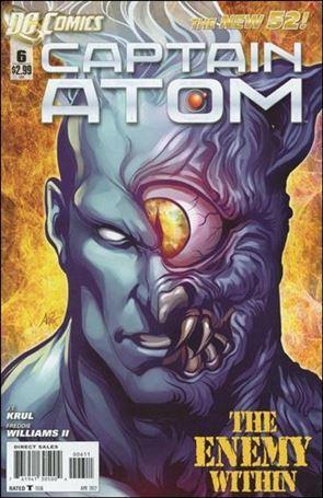 Captain Atom (2011) 6-A
