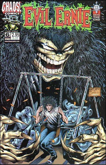 Evil Ernie (1997) 6-A by Chaos! Comics