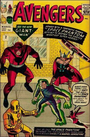 Avengers (1963) 2-B