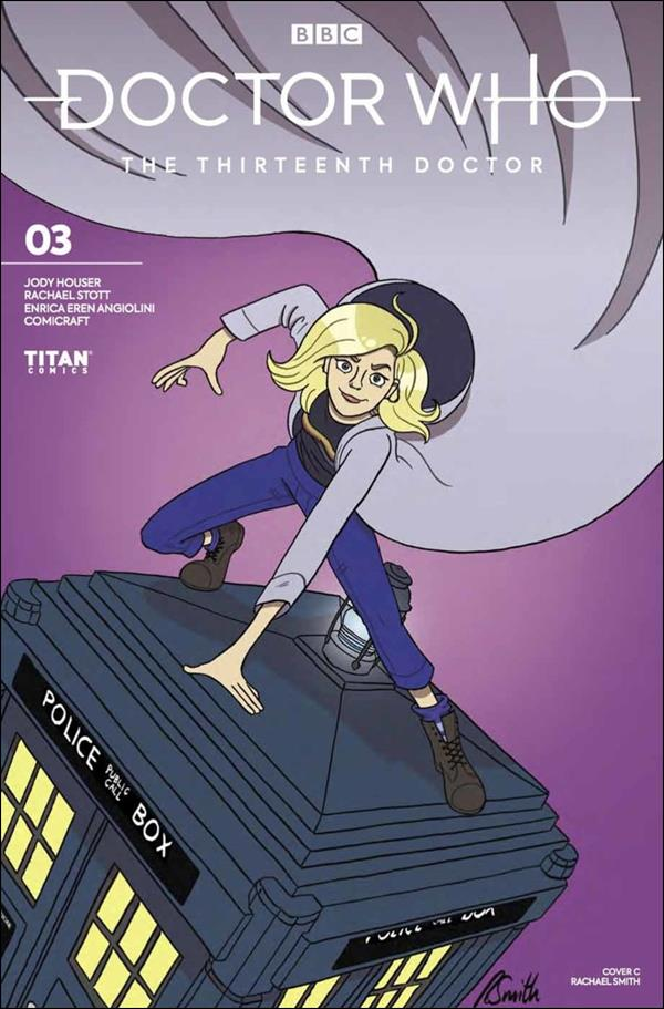 Doctor Who: The Thirteenth Doctor 3-C by Titan