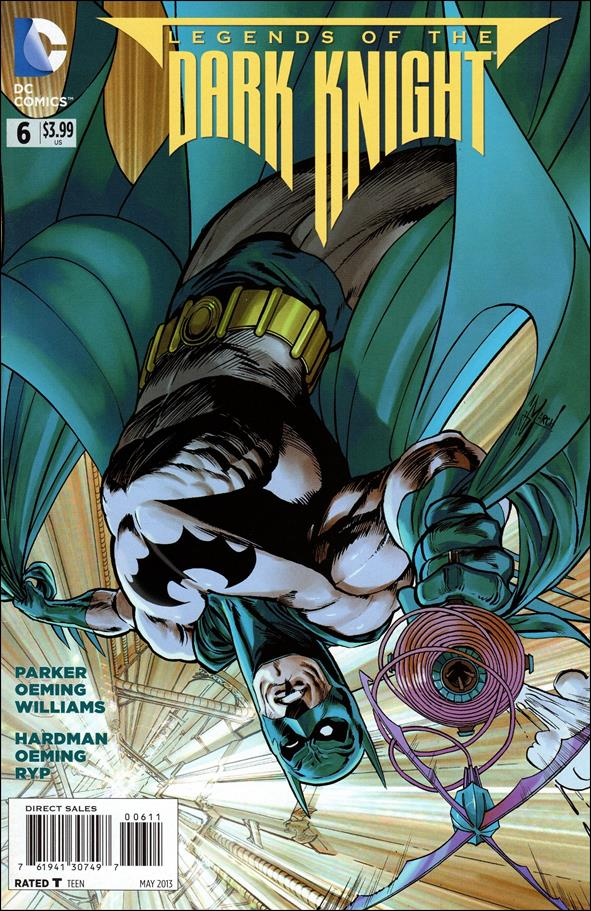 Legends of the Dark Knight 6-A by DC