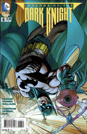 Legends of the Dark Knight 6-A