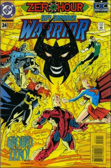 Guy Gardner: Warrior 24-A by DC