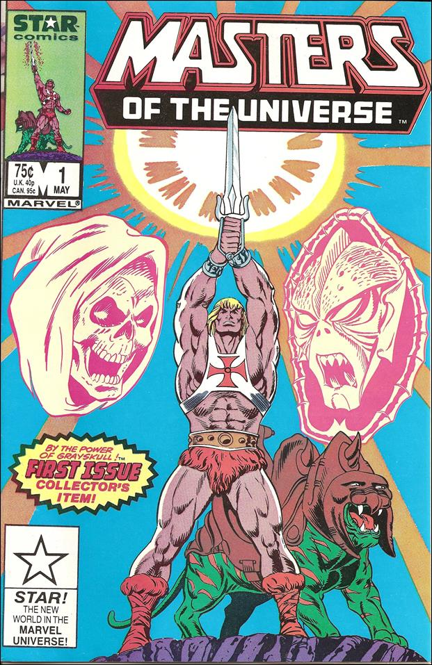 Masters of the Universe (1986) 1-A by Star